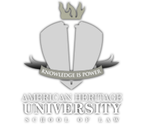 American Heritage University School of Law (AHUSOL
