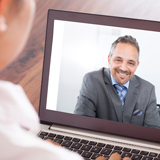 Live Interactive, Face-to-Face video Conferencing
