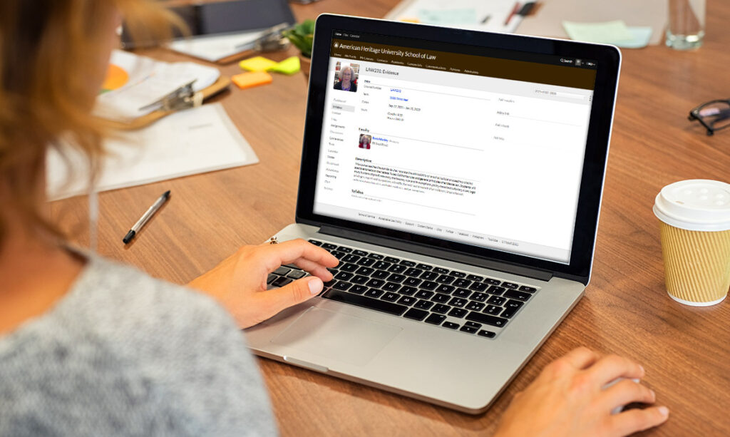 Tips for law students attending online classes